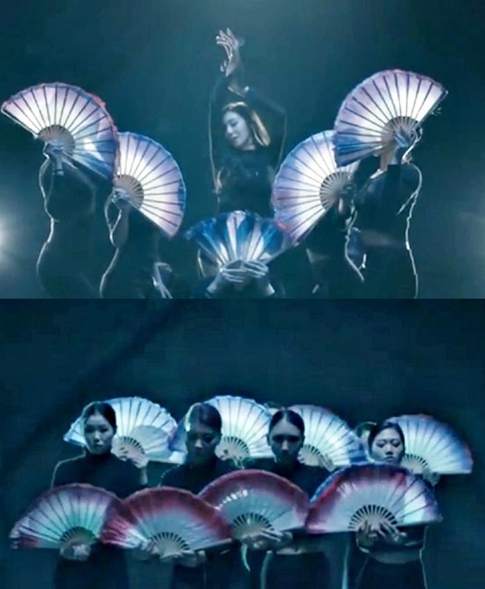 파이스트 무브먼트 뮤직비디오 촬영 참여!